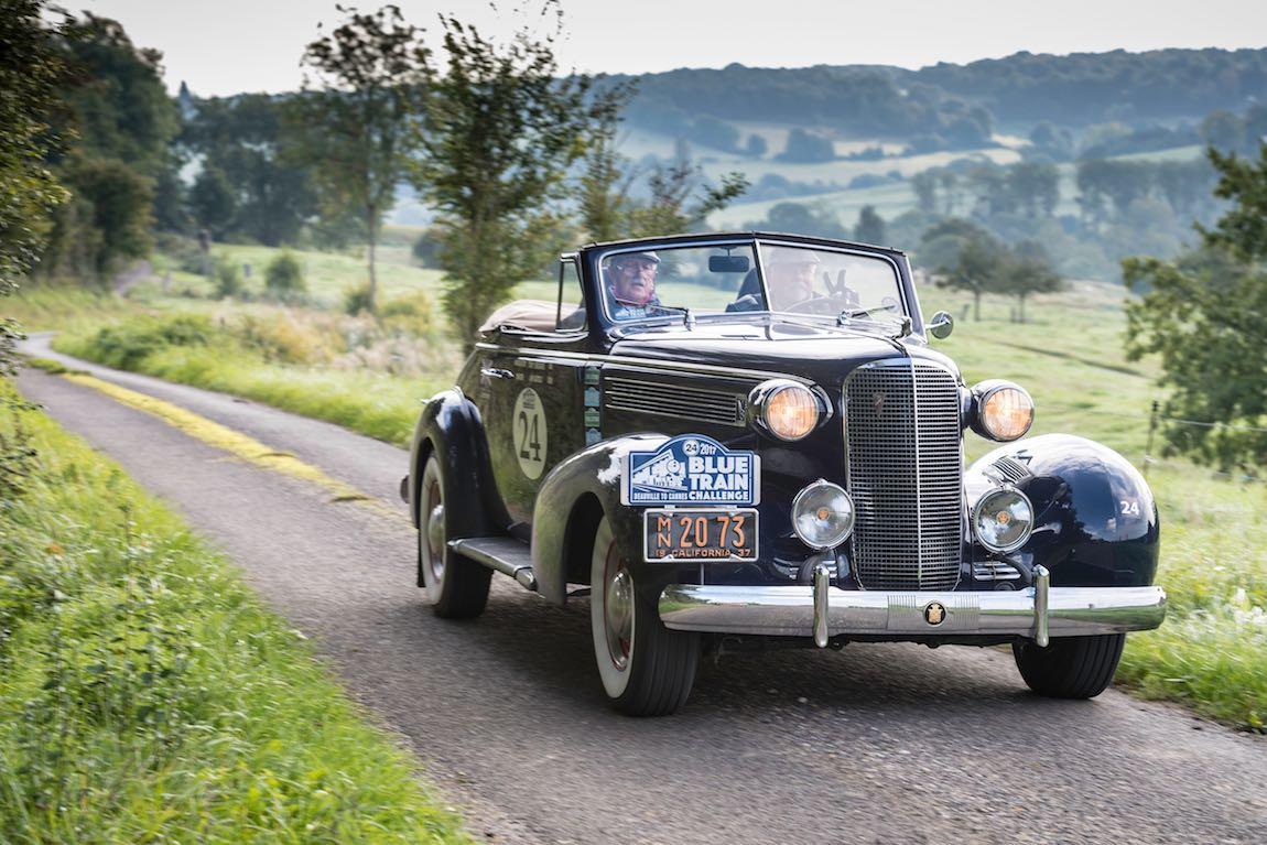 1937 Cadillac Convertible