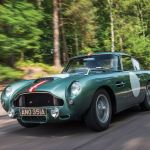 'Design Project' for the Aston Martin DB4GT