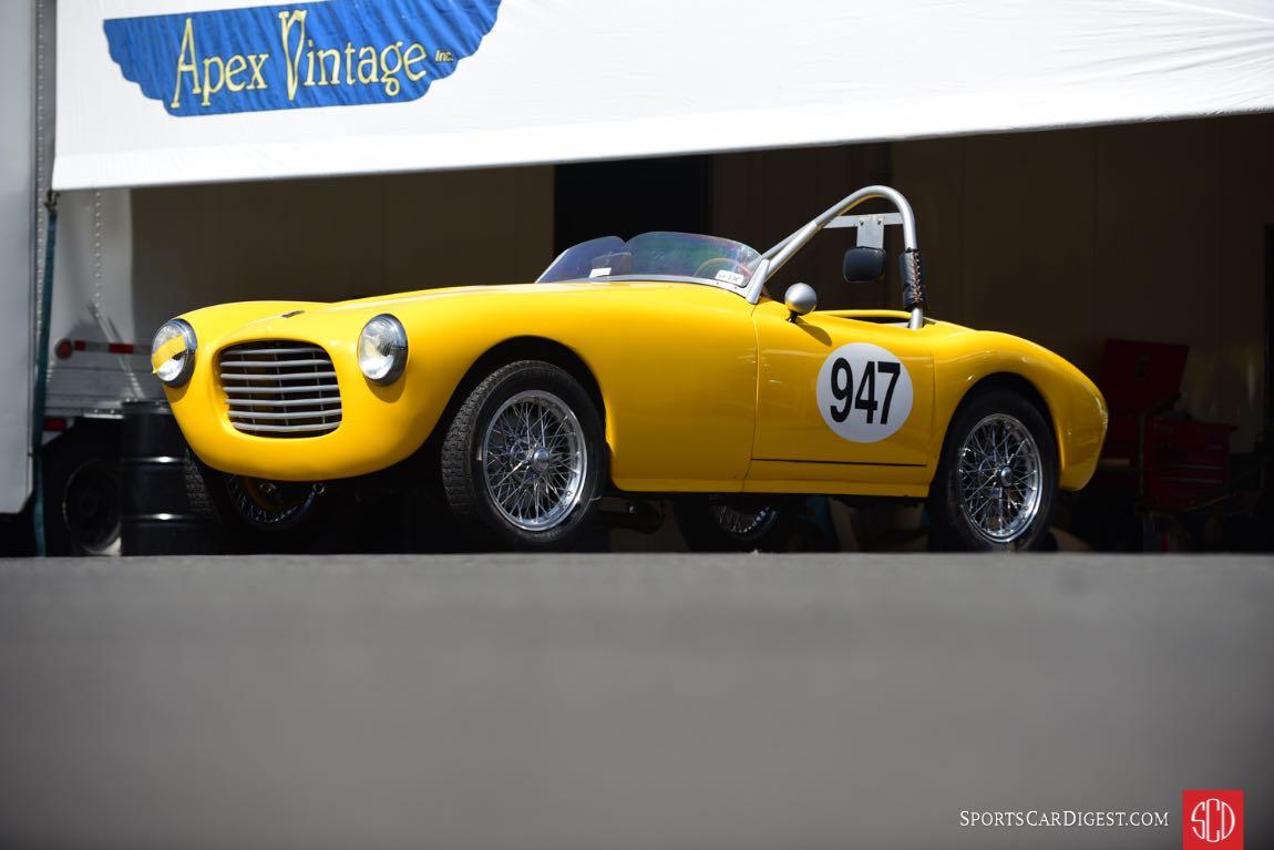 Siata 300BC Barchetta Sport Spider