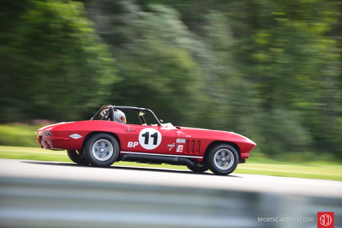 1965 Corvette- Jim Glass.