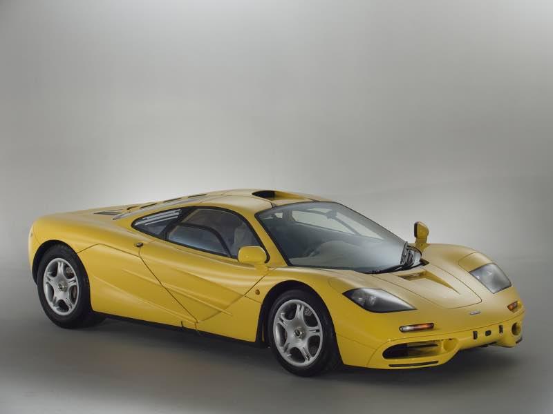 1997 McLaren F1 chassis 060