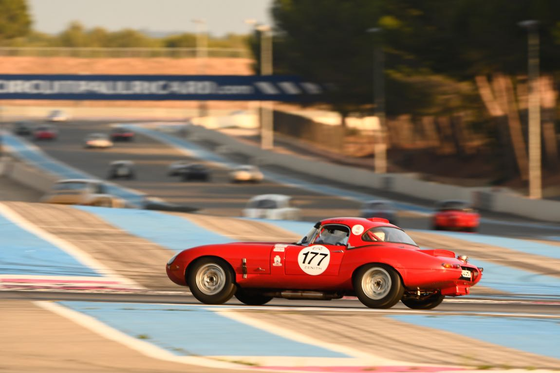 Dix Mille Tours du Castellet 2017 (Credit: Photo Classic Racing)