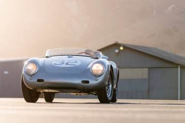 1958 Porsche 550A Spyder chassis 0145