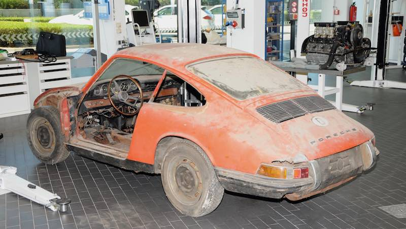 1964 Porsche 901, chassis number 300 057