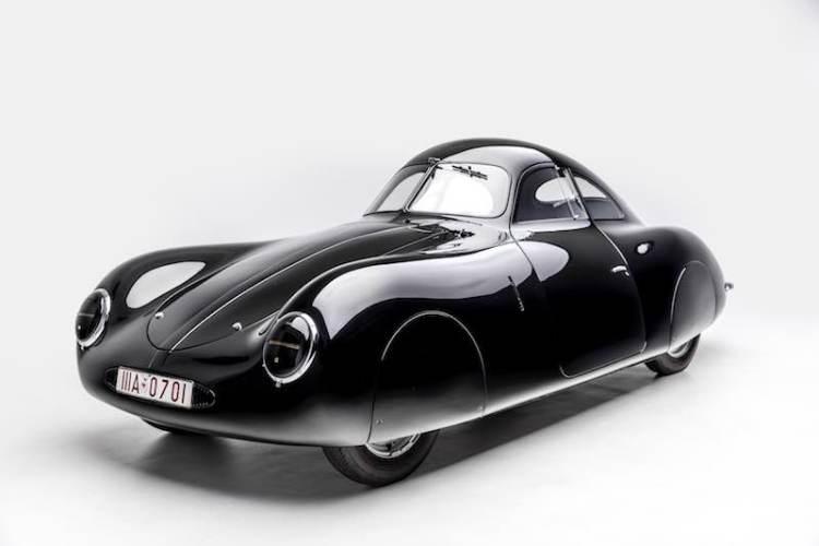 1938 Porsche Berlin-Rome Type 64