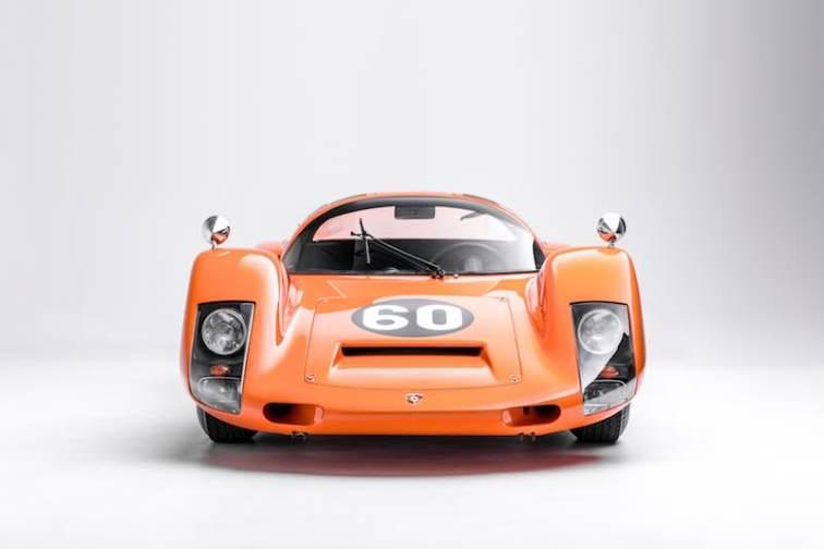 Porsche 906 GTS
