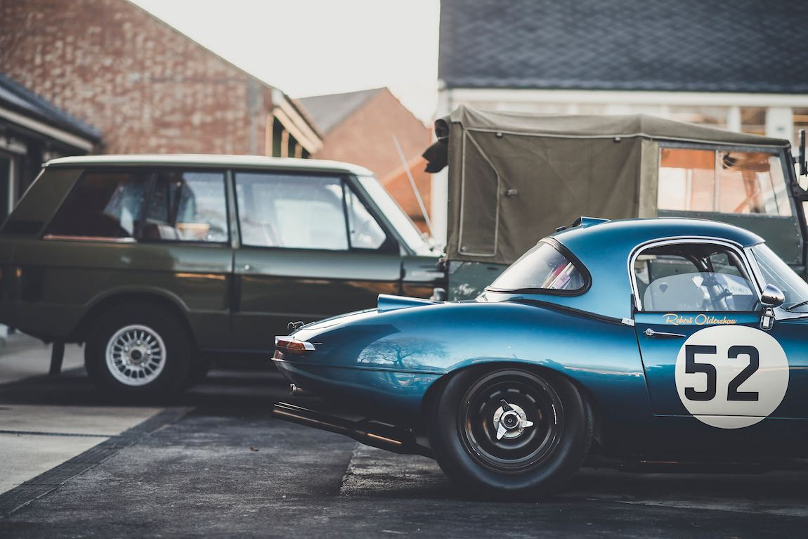 Bicester Heritage Sunday Scramble New Year 2018