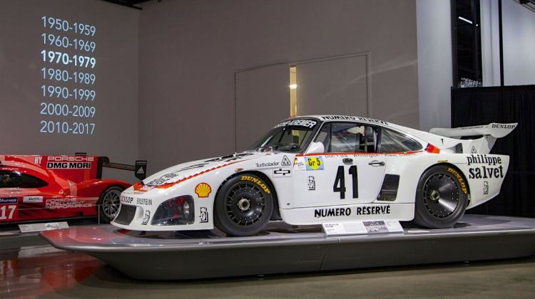 1979 Porsche 9935 K3 - Collection of Bruce Meyer