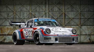 1974 Porsche 911 Carrera RSR 2.1 Turbo (photo: Mathieu Heurtault)