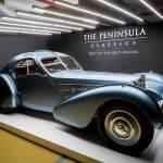 Bugatti Type 57SC Atlantic Named Best of the Best Winner