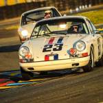 Porsche Race at 2018 Le Mans Classic
