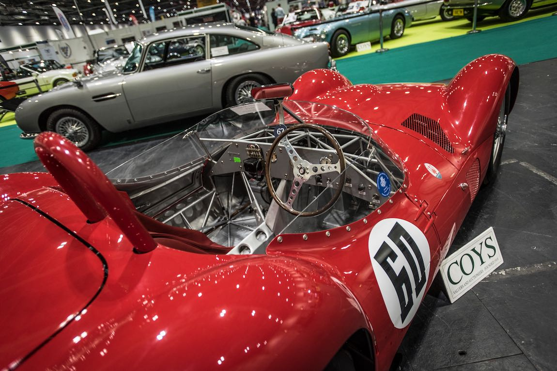 2018 London Classic Car Show