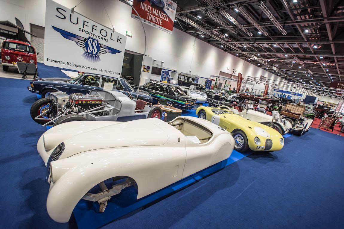 2018 London Classic Car Show
