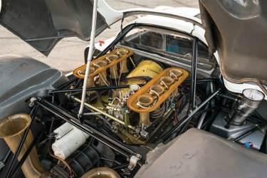 1968 Porsche 908, chassis 908-010