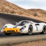 Porsche 908K Works Offered at Auction