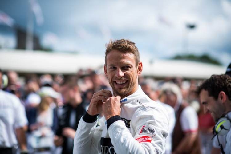 Jensen Button