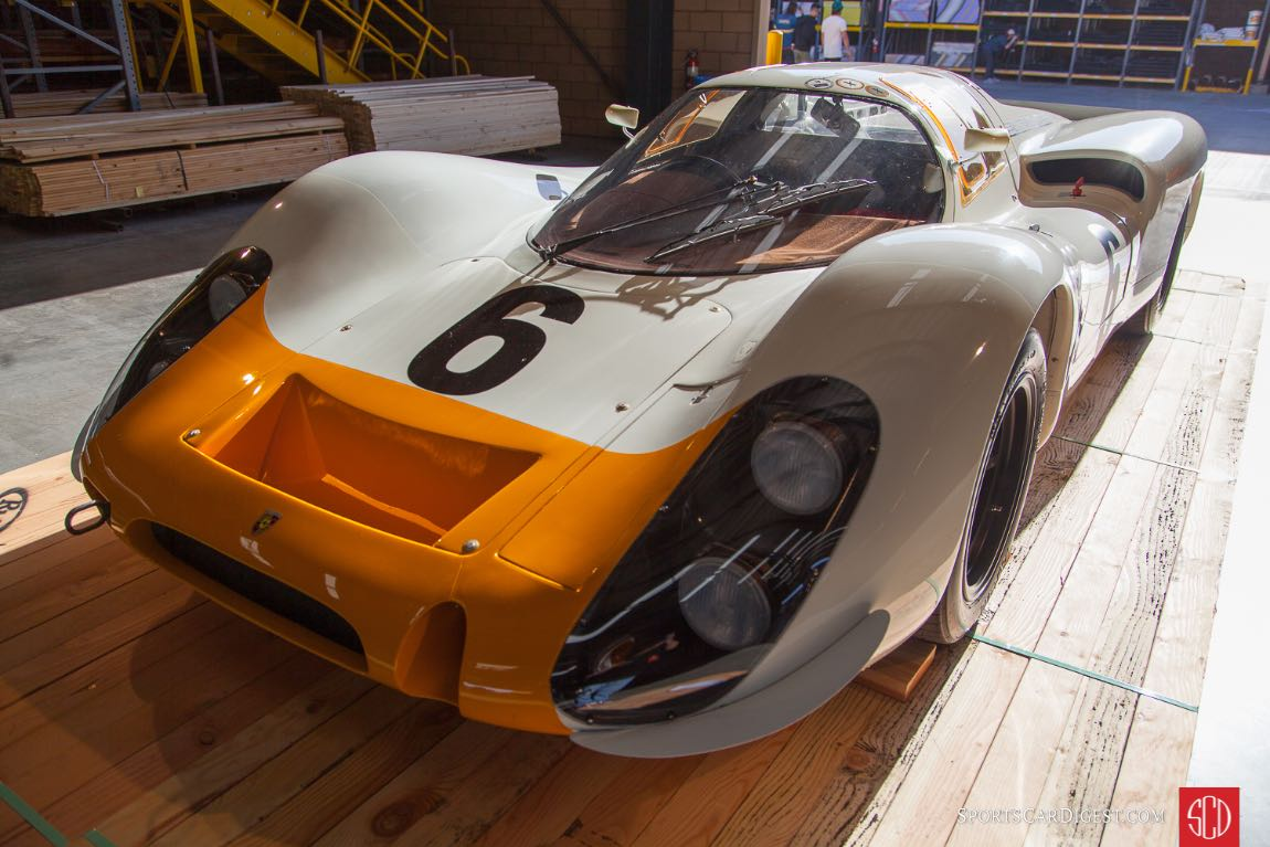 Porsche 908K Works 'Short-Tail'