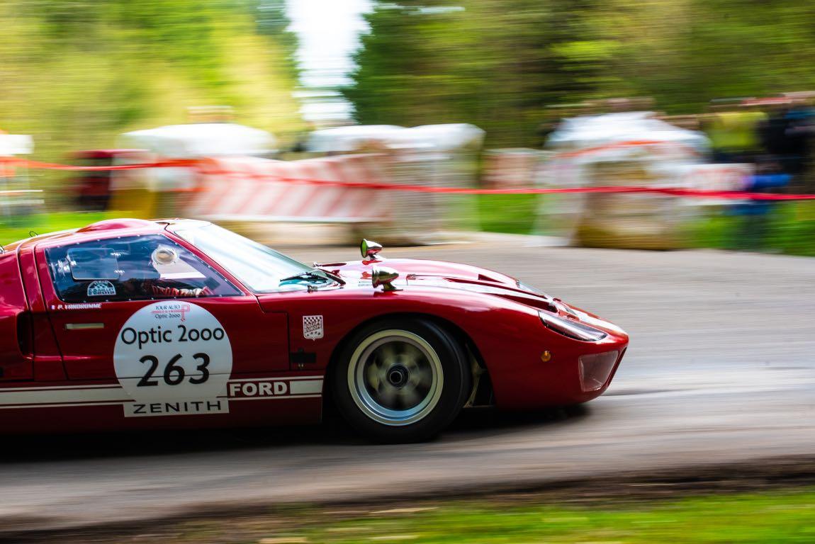 Philippe VANDROMME / Frederic VIVIER FRA / FRA FORD GT40 MKII 1967