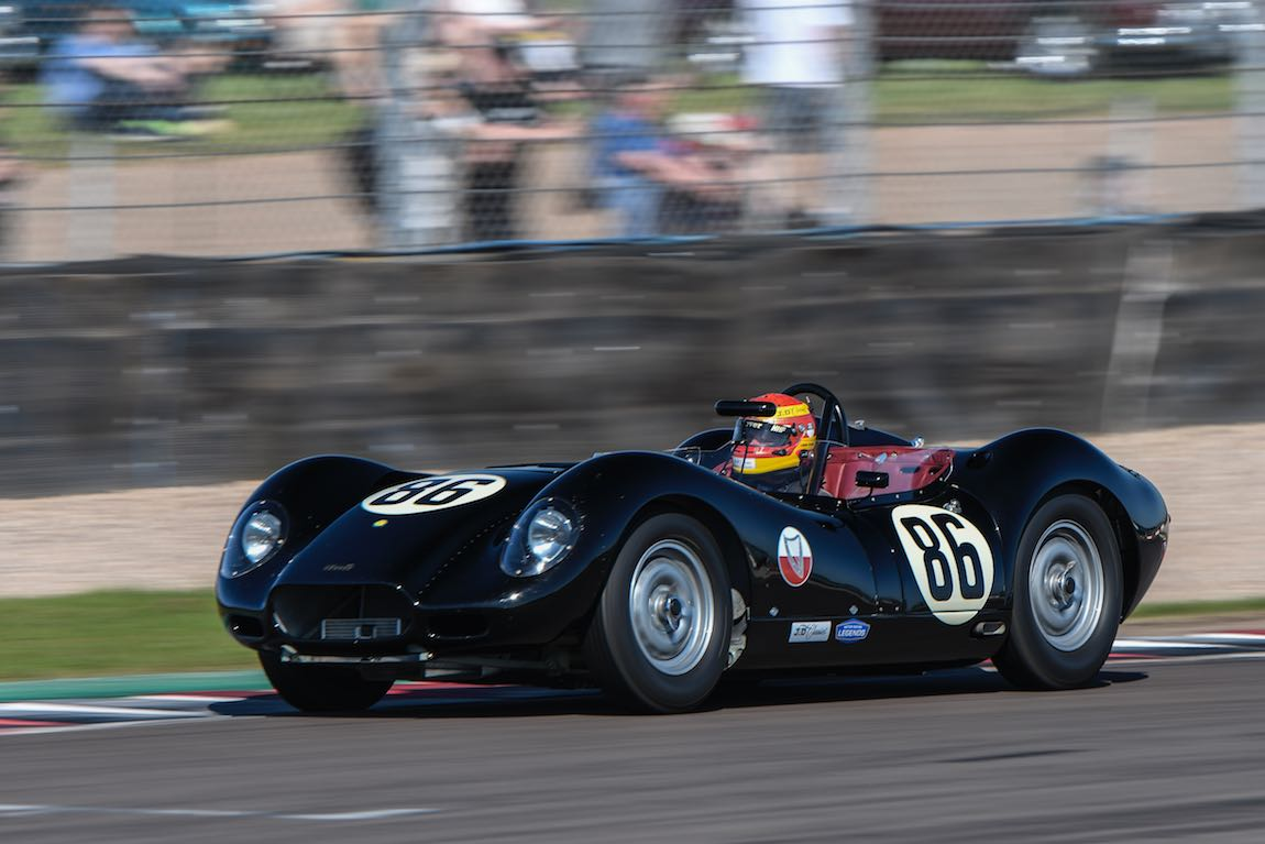 Lister Knobbly of JD Classics