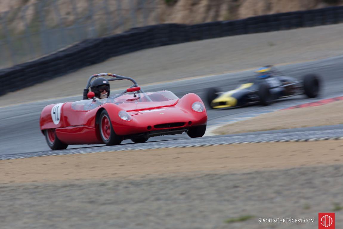 Duke Zander - Lotus 23