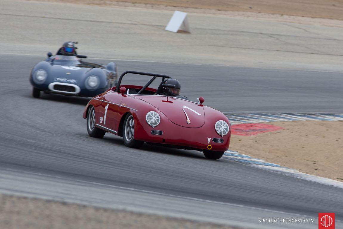 Don Bell - 1957 Porsche Speedster