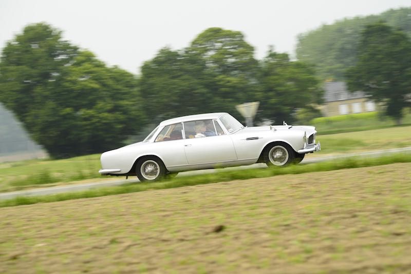 1966 Alvis TF21 Graber Super