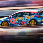 BTCC Shootout at Goodwood Festival of Speed