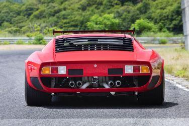 Lamborghini Miura SVR