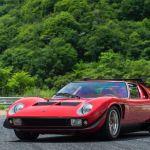 Miura SVR Restored by Lamborghini
