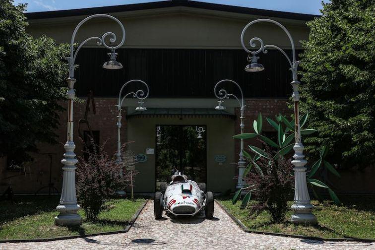 Maserati 420/M/58 'Eldorado'