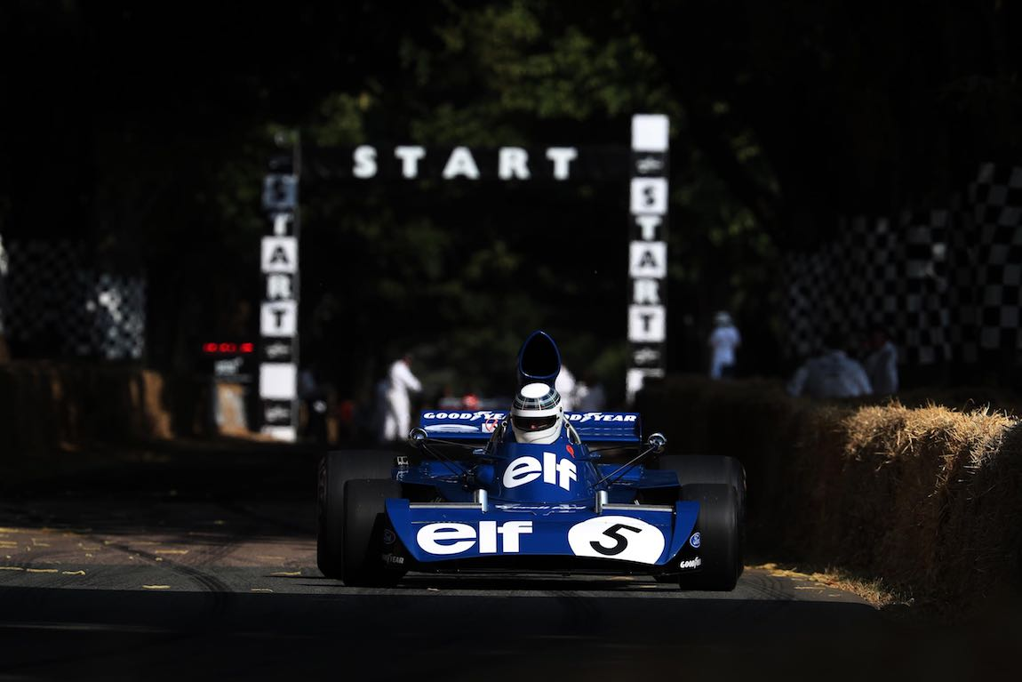 Tyrrell Cosworth 006 - Goodwood Festival of Speed 2018