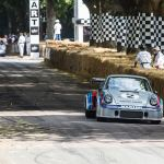Porsche Celebrated at the Goodwood Festival of Speed