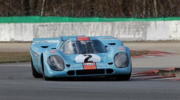 1969 Porsche 917K driven by Steve McQueen