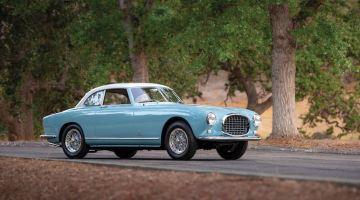 1953 Ferrari 212 Europa Pinin Farina Coupe