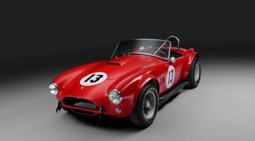 1964 Shelby Cobra 289 Comp
