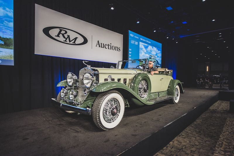 RM Auctions Hershey Auction Results - Antique car show hershey pa 2018