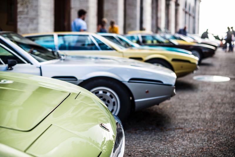 Lamborghini Espada and Islero