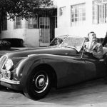 Jaguar XK120 Featured at Amelia Island