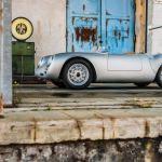 Porsche 550 RS Spyder Offered in Paris