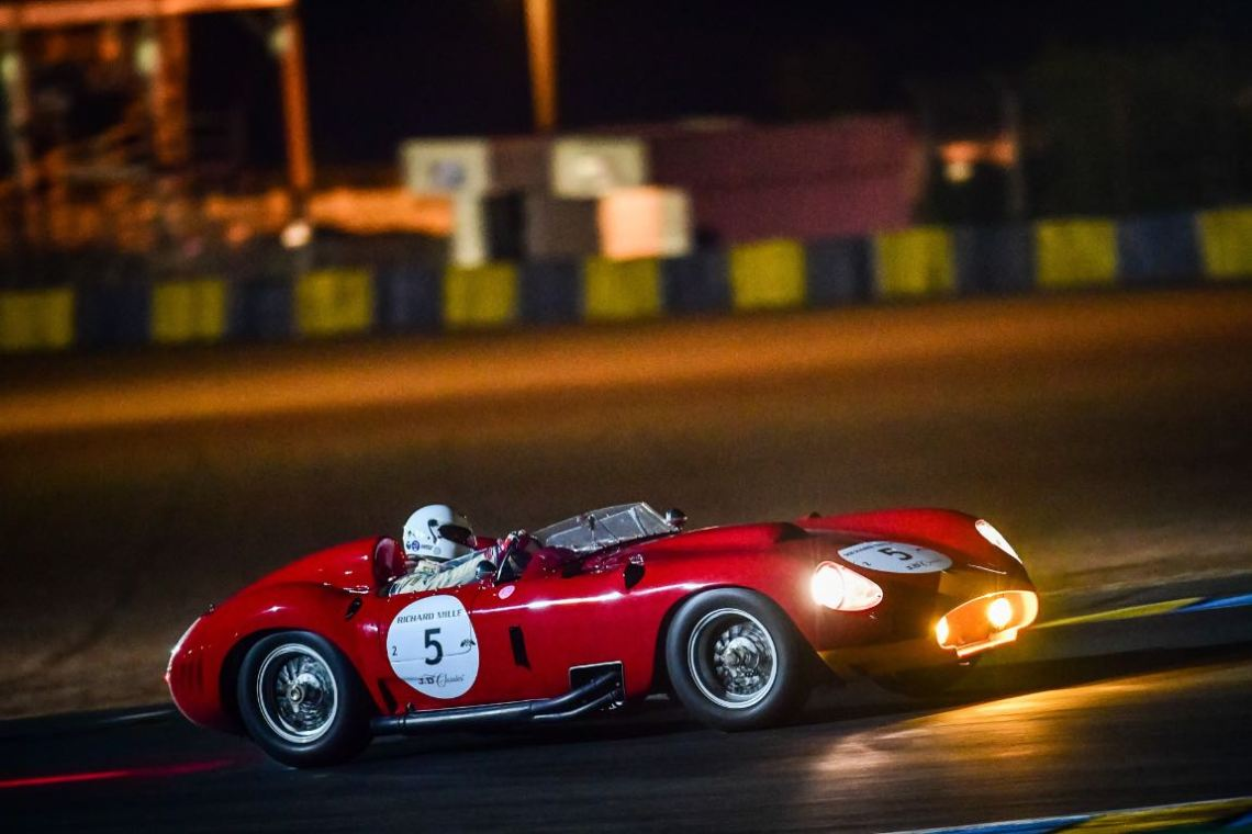 6. Le Mans Classic Report and Photo Gallery