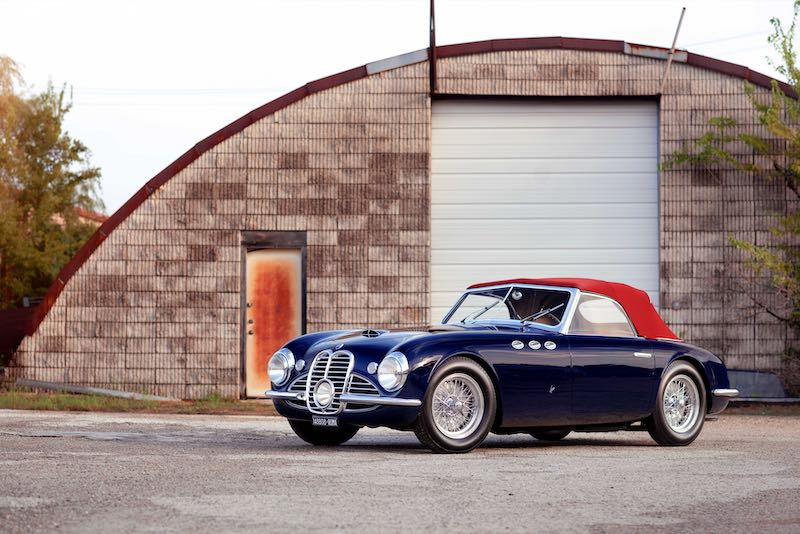 1951 Maserati A6G/2000 Spider, chassis 2017