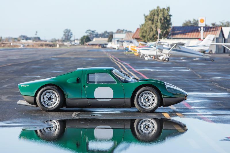 1964 Porsche 904 GTS (photo: Pawel Litwinski)