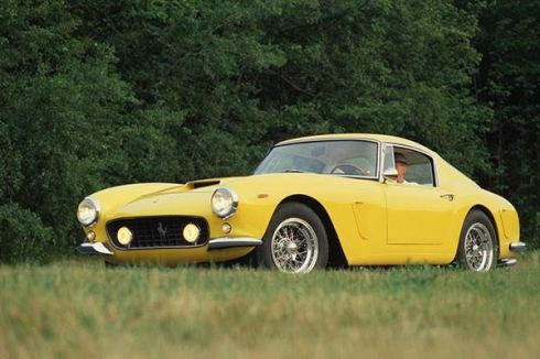 Ferrari 250 GT SWB (photo courtesy of John Lamm)
