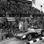 Ferrari 335 Sport Wins Mille Miglia Award