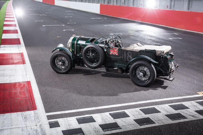Bentley 4 1/2-Litre Blower