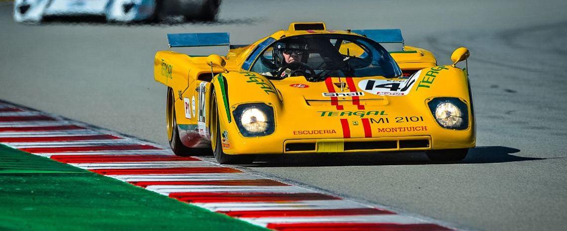 Tergal Ferrari 512S, ex-Escuderia Montjuic