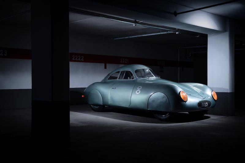 1939 Porsche Type 64 Berlin-Rome, Number 3