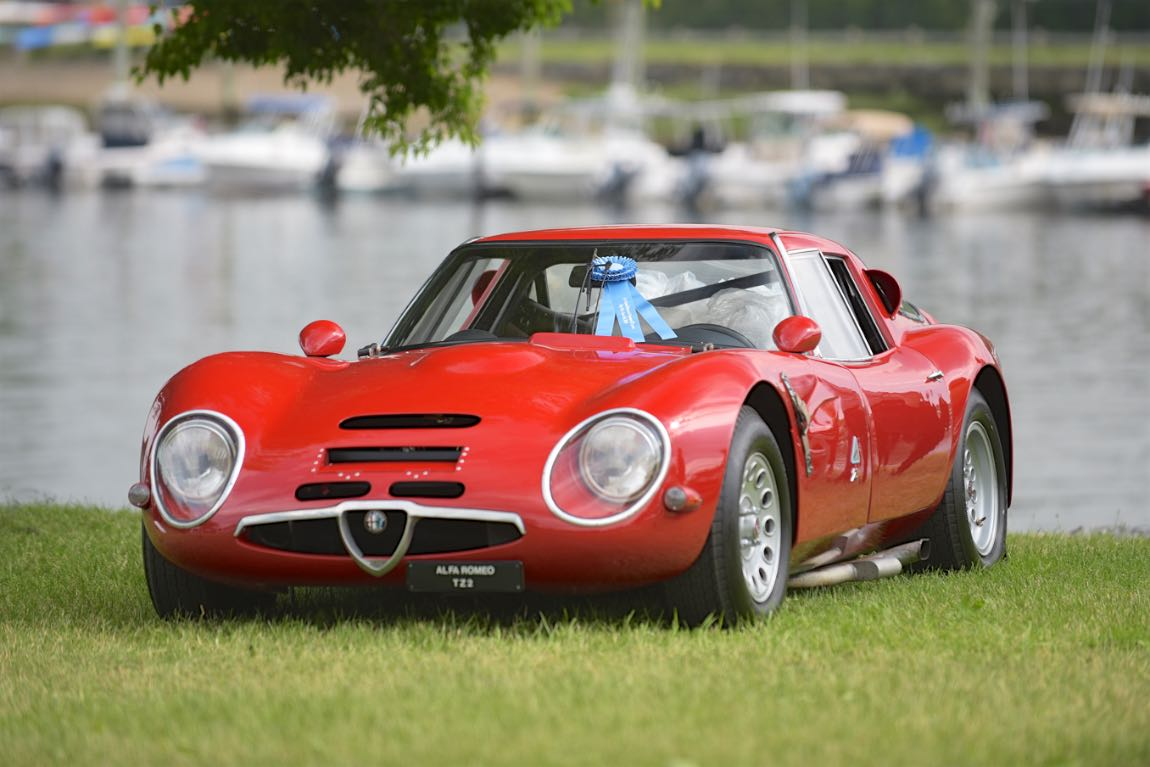 Concours D Elegance >> Greenwich Concours D Elegance 2019 Photos Award Winners