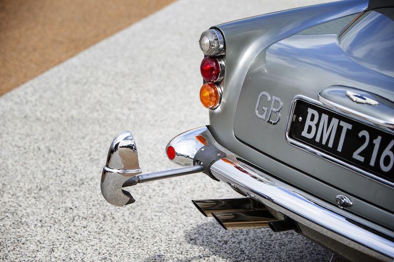 1965 James Bond 007 Aston Martin DB5, chassis DB5/2008/R