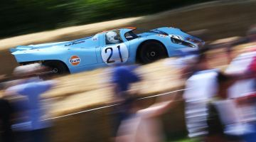 Gulf Porsche 917 Goodwood Festival of Speed